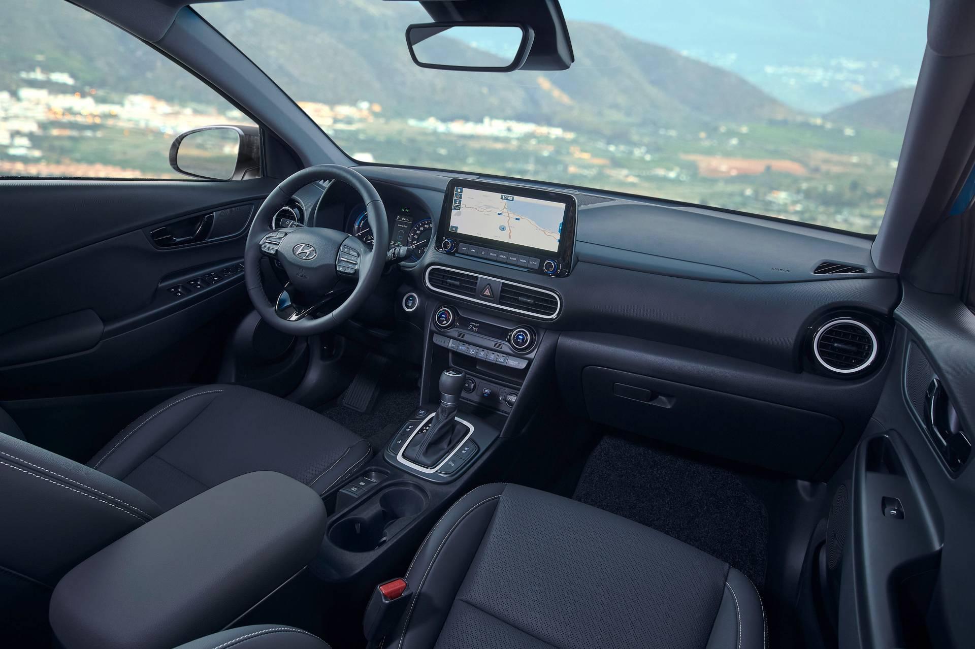 Hyundai lộ diện Kona phiên bản Hybrid tại thị trường Châu Âu - 15