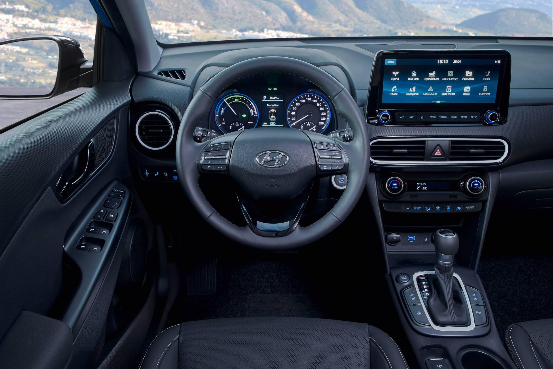 Hyundai lộ diện Kona phiên bản Hybrid tại thị trường Châu Âu - 16