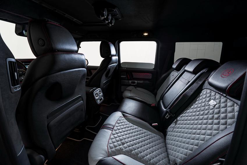 Mercedes-AMG G63 hầm hố khi qua tay hãng độ Brabus, sản xuất đúng 20 chiếc - 13