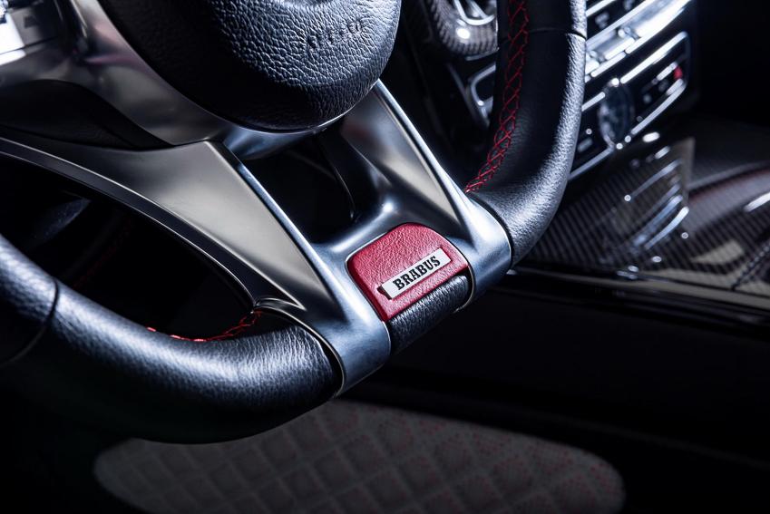 Mercedes-AMG G63 hầm hố khi qua tay hãng độ Brabus, sản xuất đúng 20 chiếc - 19