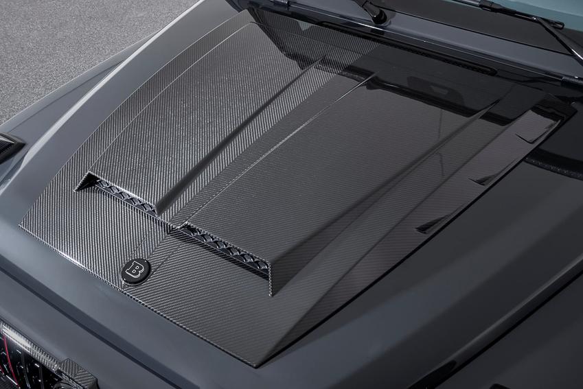 Mercedes-AMG G63 hầm hố khi qua tay hãng độ Brabus, sản xuất đúng 20 chiếc - 30