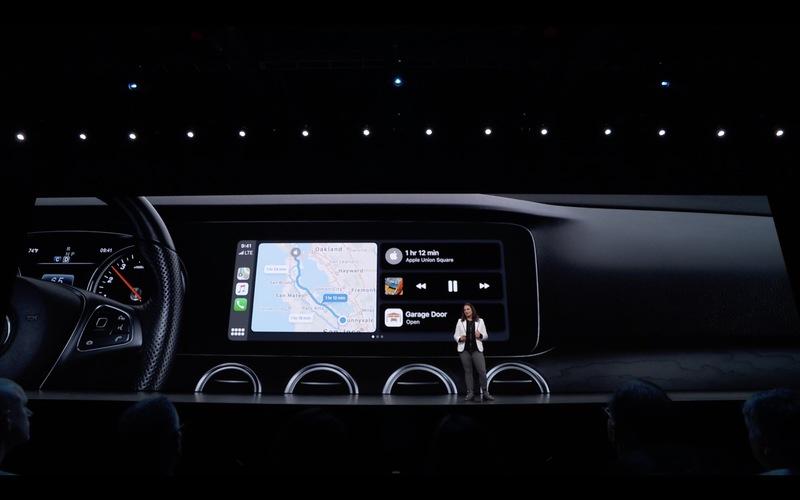 iOS 13 nâng cấp Apple CarPlay giao diên thông tin hơn, gia tăng tiện ích 3