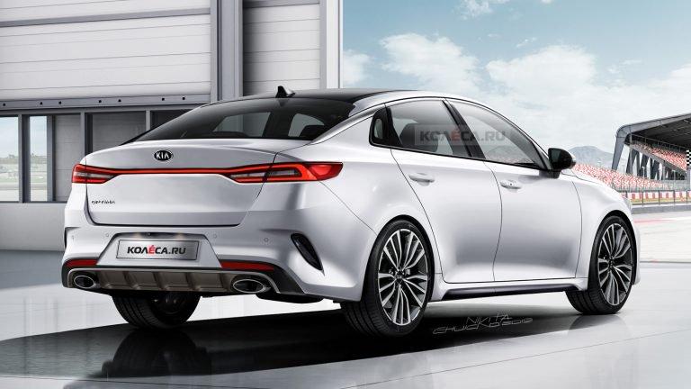 Kia Optima 2021 thế hệ mới lộ diện thiết kế với nhiều thay đổi - 02