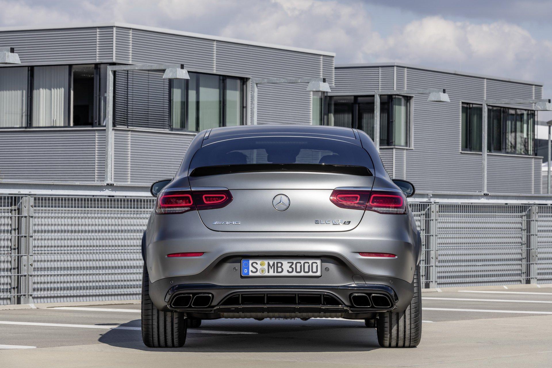 Mercedes AMG GLC 63 phiên bản mạnh nhất có giá từ 2,2 tỷ đồng tại Anh - 14