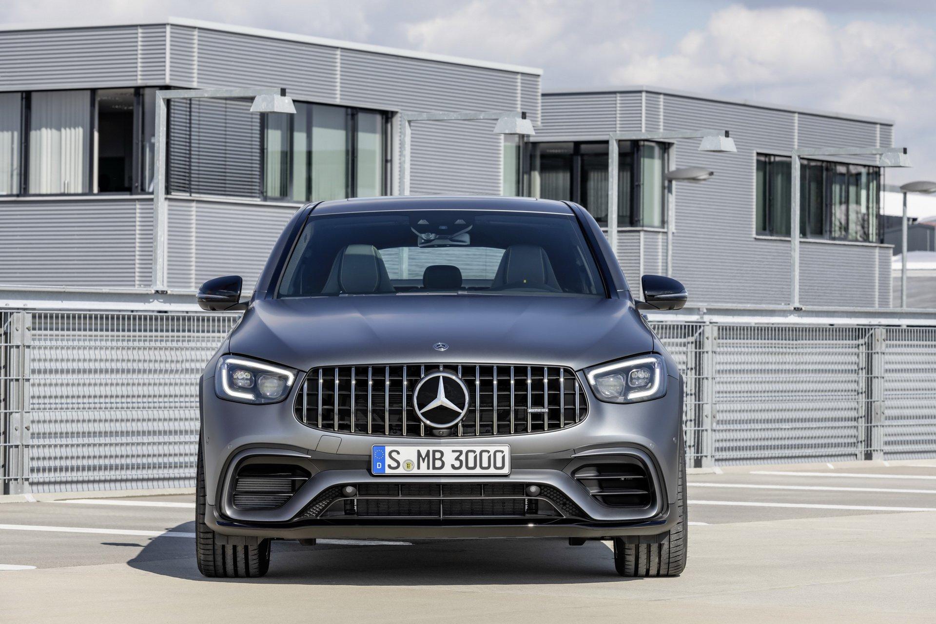 Mercedes AMG GLC 63 phiên bản mạnh nhất có giá từ 2,2 tỷ đồng tại Anh - 15