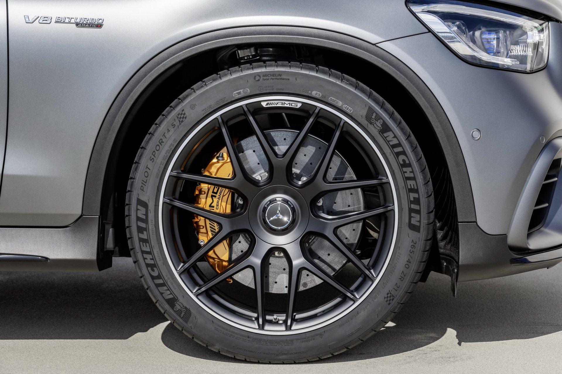 Mercedes AMG GLC 63 phiên bản mạnh nhất có giá từ 2,2 tỷ đồng tại Anh - 16