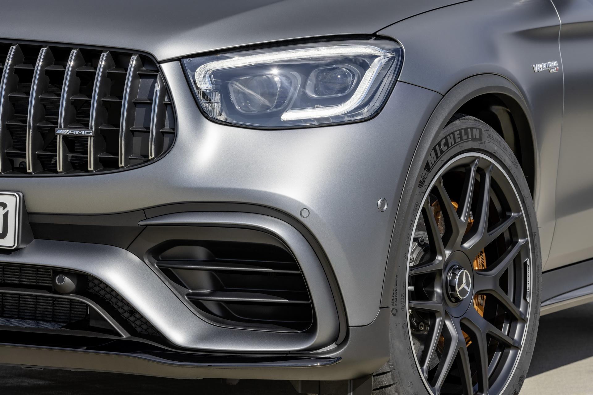 Mercedes AMG GLC 63 phiên bản mạnh nhất có giá từ 2,2 tỷ đồng tại Anh - 18