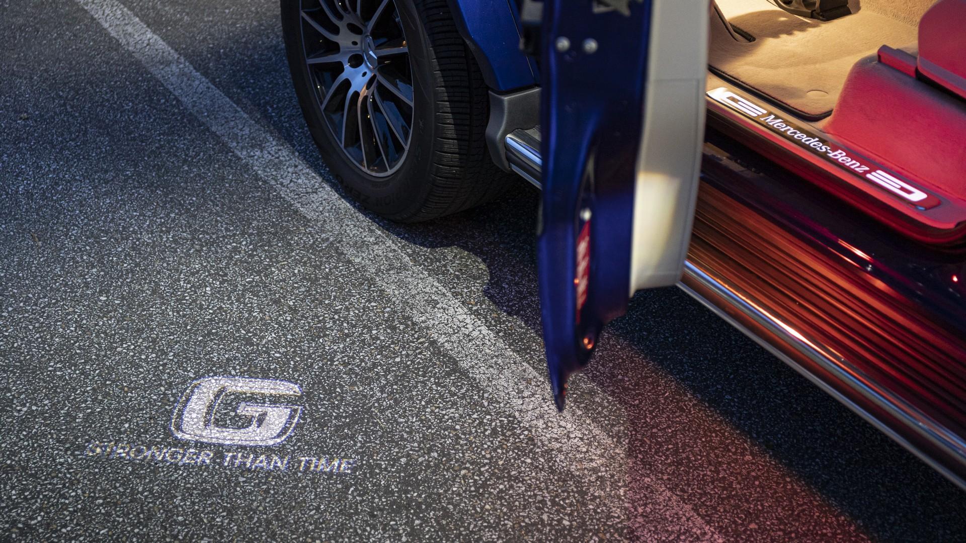 """Mercedes G-Class phiên bản đặc biệt """"Stronger Than Time"""" kỷ niệm 40 năm - 15"""