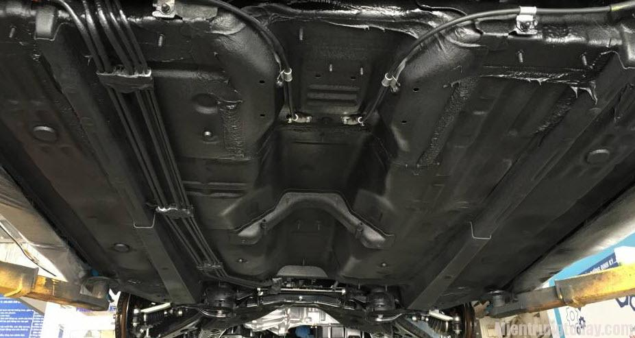 Nên hay không nên thực hiện phủ gầm cho ôtô? - 3