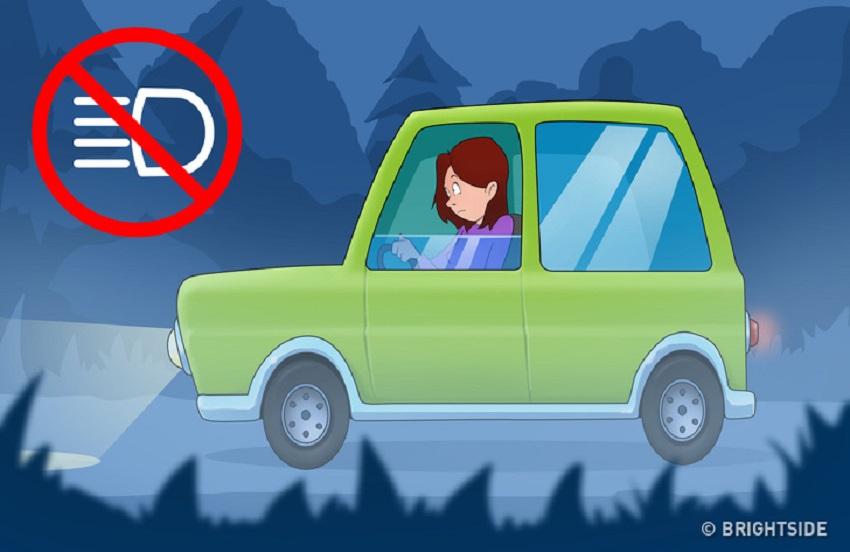6 mẹo lái xe giúp bạn tránh tai nạn trong điều kiện thời tiết xấu 1