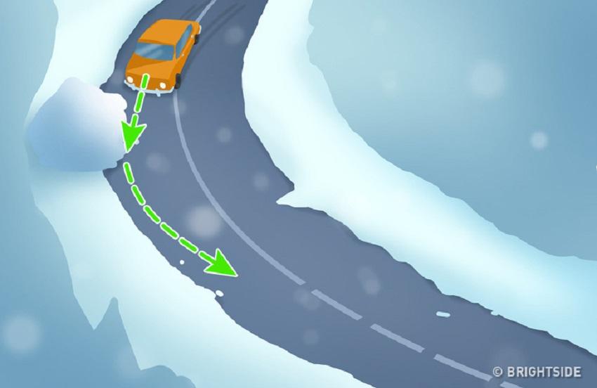 6 mẹo lái xe giúp bạn tránh tai nạn trong điều kiện thời tiết xấu 5