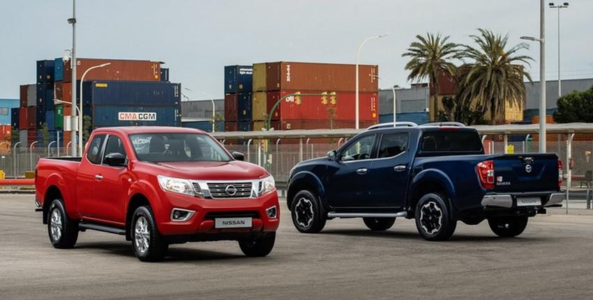 Mẫu xe bán tải Nissan Navara 2020 ra mắt tại thị trường Anh 11
