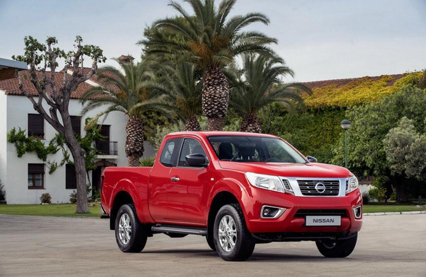 Mẫu xe bán tải Nissan Navara 2020 ra mắt tại thị trường Anh 9