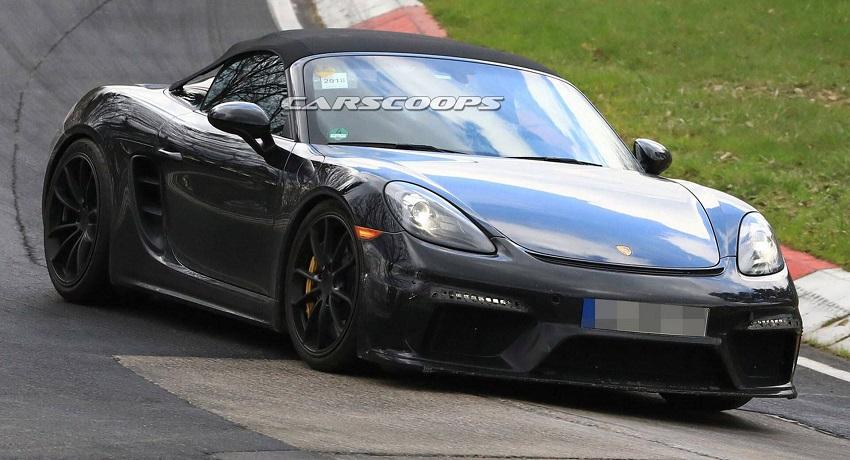 Porsche tung teaser về mẫu xe mới - 11