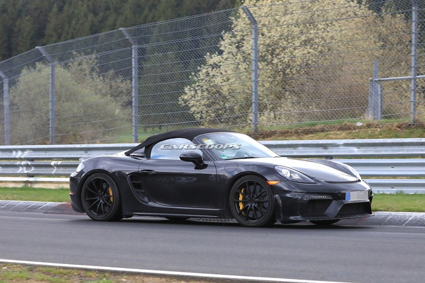 Porsche tung teaser về mẫu xe mới - 3