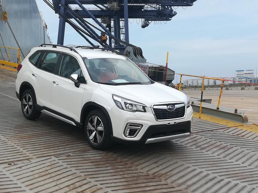 Subaru Forester 2019 tại Nhật Bản giành giải thưởng Grand Prix với điểm số cao nhất của JNCAP 3