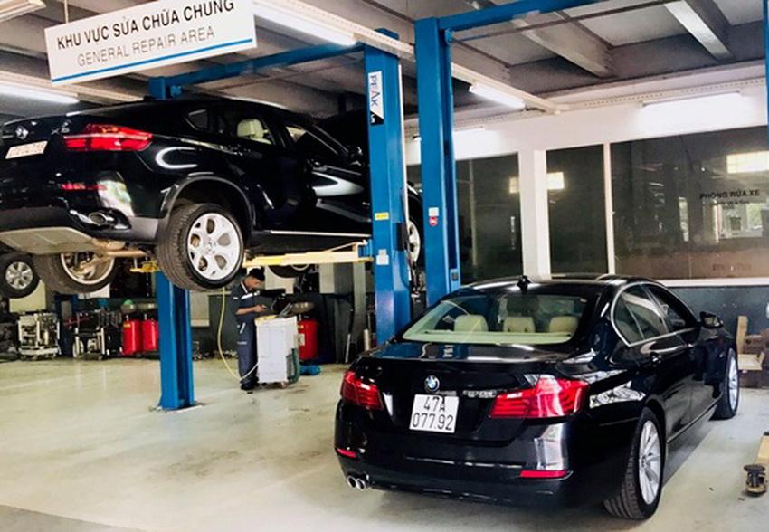 Thaco triển khai chương trình BMW Service Clinic 2019 - 2