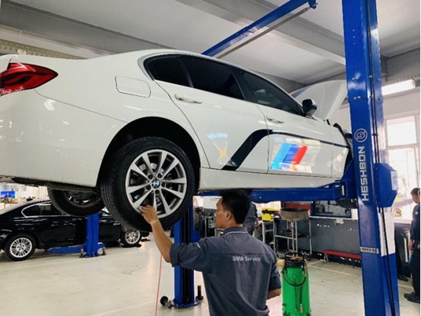 Thaco triển khai chương trình BMW Service Clinic 2019 - 1