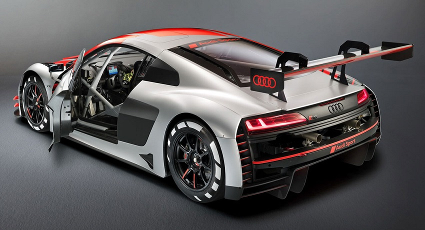 Audi sắp chế tạo một phiên bản mới hiệu suất cao hơn của dòng R8 - 1