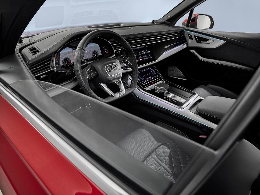 Audi Q7 trở lại với diện mạo và công nghệ mới - 11