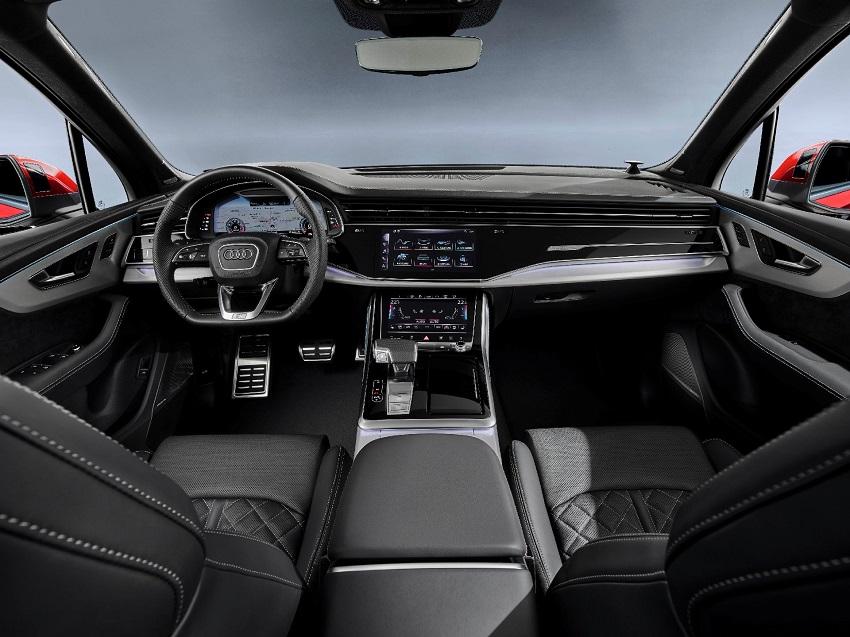 Audi Q7 trở lại với diện mạo và công nghệ mới - 12
