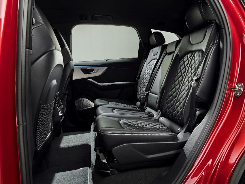 Audi Q7 trở lại với diện mạo và công nghệ mới - 13
