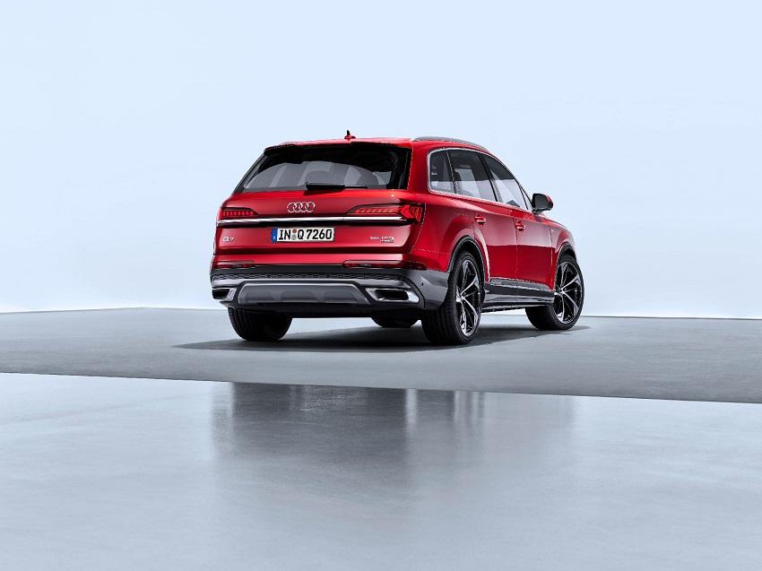 Audi Q7 trở lại với diện mạo và công nghệ mới - 3