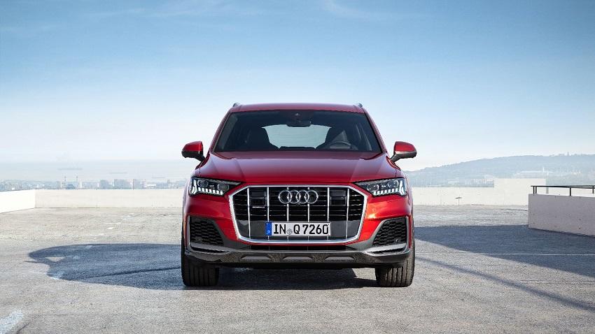 Audi Q7 trở lại với diện mạo và công nghệ mới - 5