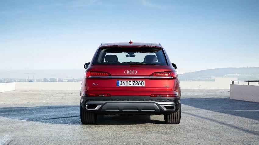 Audi Q7 trở lại với diện mạo và công nghệ mới - 6