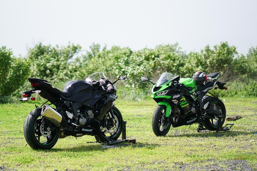 Cận cảnh mẫu xe môtô Kawasaki Ninja ZX-6R 2019 mới về Việt Nam - 15