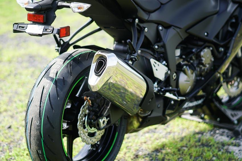 Cận cảnh mẫu xe môtô Kawasaki Ninja ZX-6R 2019 mới về Việt Nam - 19