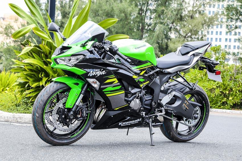 Cận cảnh mẫu xe môtô Kawasaki Ninja ZX-6R 2019 mới về Việt Nam - 32