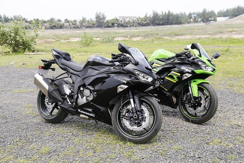Cận cảnh mẫu xe môtô Kawasaki Ninja ZX-6R 2019 mới về Việt Nam - 33