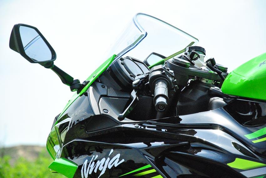 Cận cảnh mẫu xe môtô Kawasaki Ninja ZX-6R 2019 mới về Việt Nam - 6