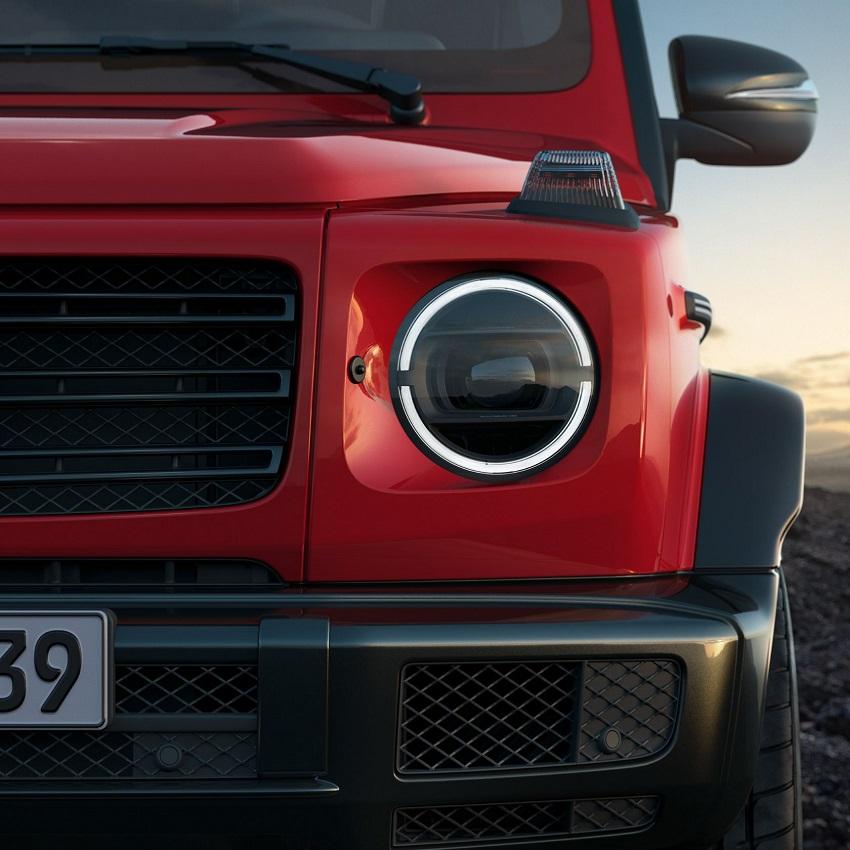 Chương trình cá nhân hóa G manufaktur giúp bạn sáng tạo ra chiếc Mercedes-Benz G-Class - 3