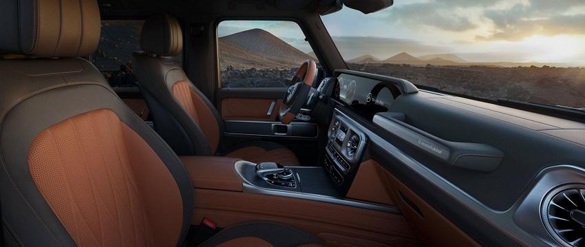 Chương trình cá nhân hóa G manufaktur giúp bạn sáng tạo ra chiếc Mercedes-Benz G-Class - 5