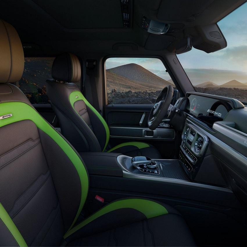 Chương trình cá nhân hóa G manufaktur giúp bạn sáng tạo ra chiếc Mercedes-Benz G-Class - 7
