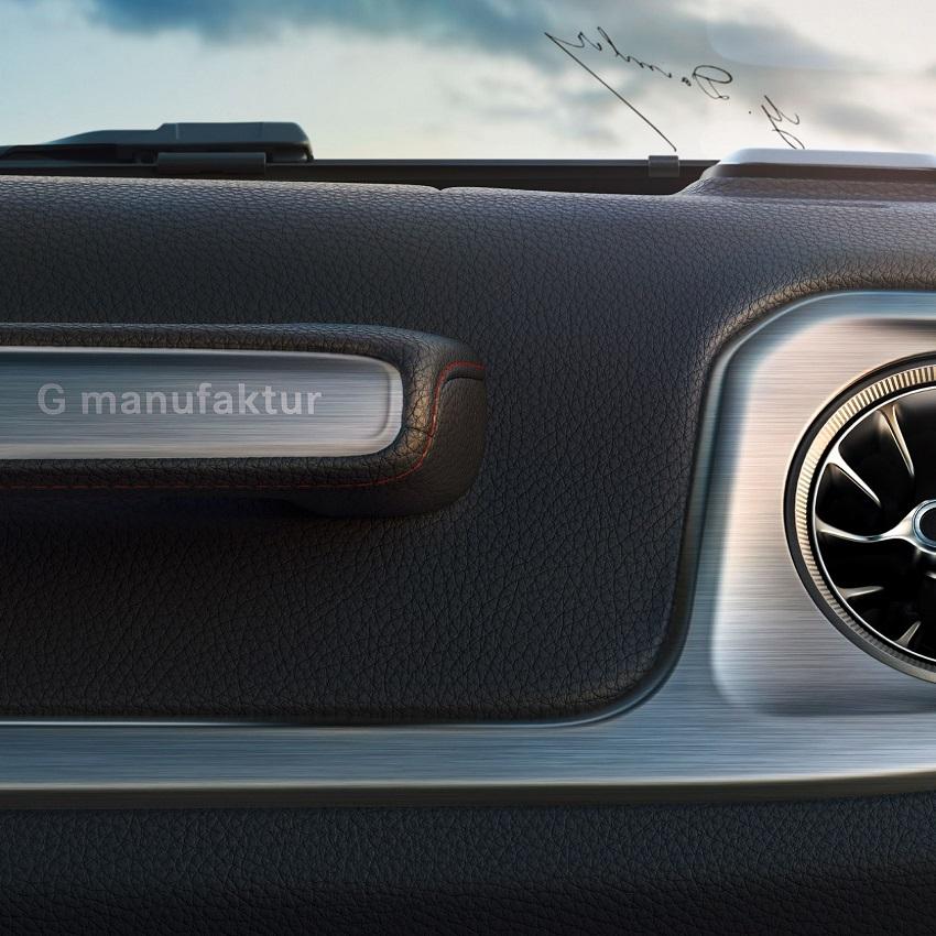 Chương trình cá nhân hóa G manufaktur giúp bạn sáng tạo ra chiếc Mercedes-Benz G-Class - 8