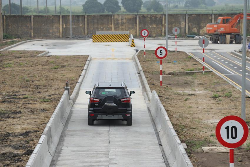 Ford Việt Nam đưa đường thử xe mới vào hoạt động 11