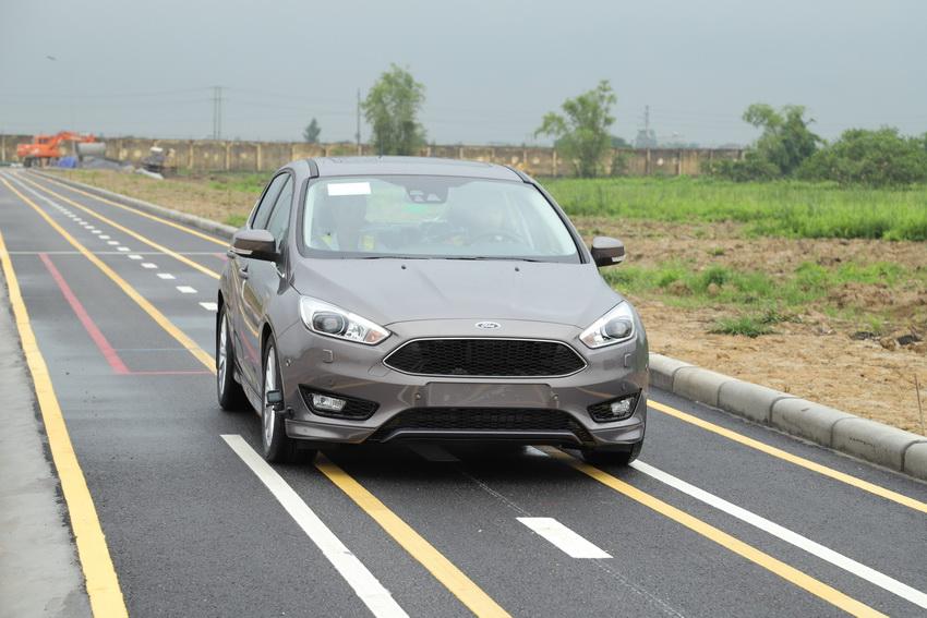 Ford Việt Nam đưa đường thử xe mới vào hoạt động 4