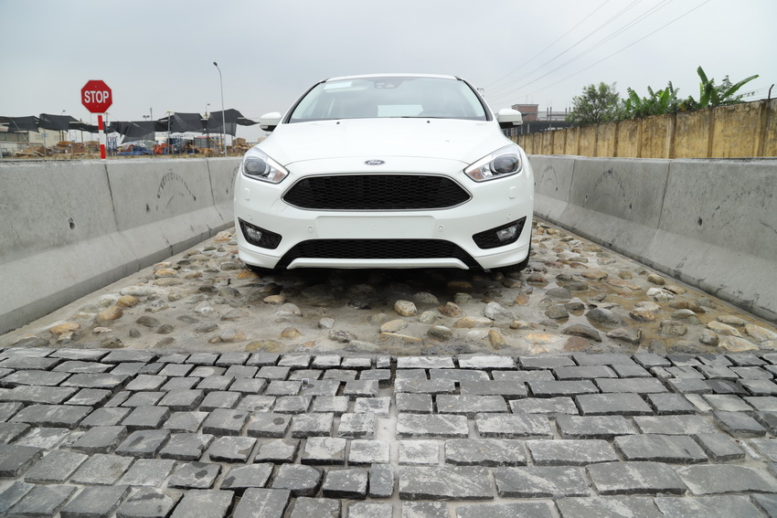 Ford Việt Nam đưa đường thử xe mới vào hoạt động 6