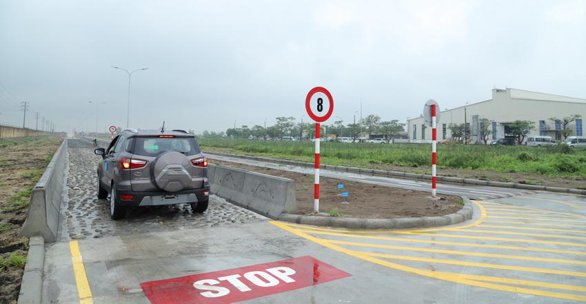 Ford Việt Nam đưa đường thử xe mới vào hoạt động 1