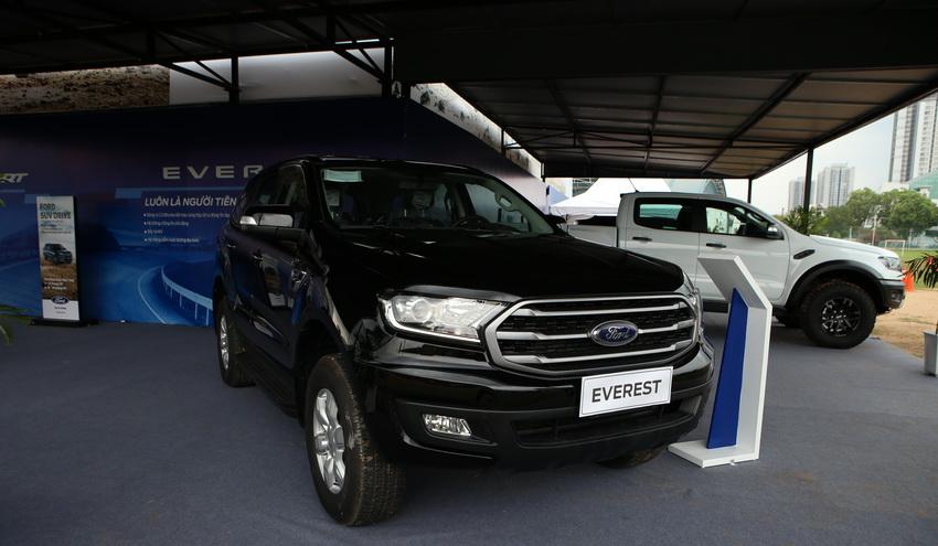 Doanh số tháng 5 mẫu xe Ford Everest lập kỷ lục doanh số tháng cao nhất của Ford tại Việt Nam - 2