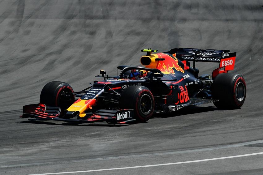 Honda tăng sức mạnh động cơ cho Red Bull trước mùa giải GP Pháp - 2