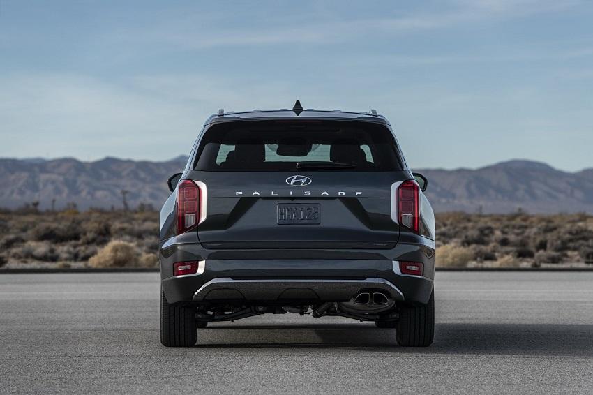 Hyundai Palisade 2020 sẽ có giá khởi điểm 31.550 USD – rẻ hơn cả Ford Explorer - 1