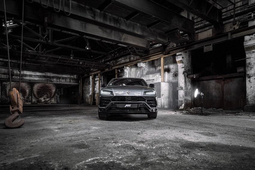 Lamborghini Urus tăng gấp đôi công suất so với huyền thoại Countach LP400S nhờ hãng độ ABT - 2