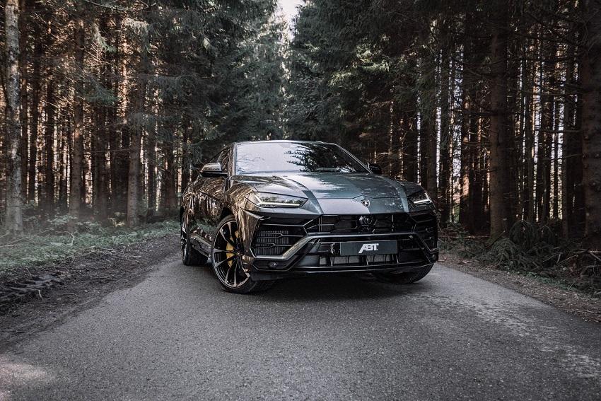 Lamborghini Urus tăng gấp đôi công suất so với huyền thoại Countach LP400S nhờ hãng độ ABT - 3