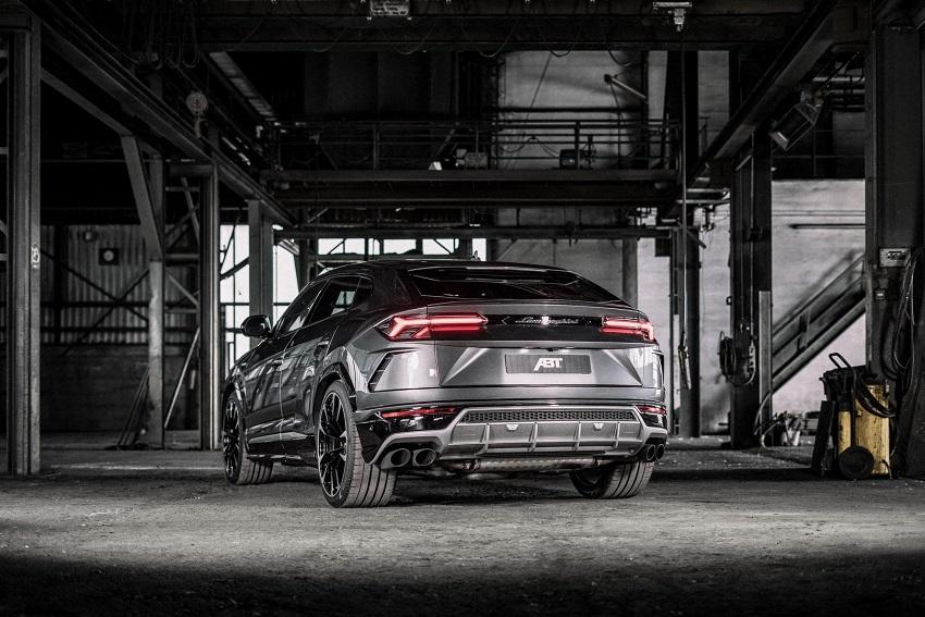 Lamborghini Urus tăng gấp đôi công suất so với huyền thoại Countach LP400S nhờ hãng độ ABT - 5