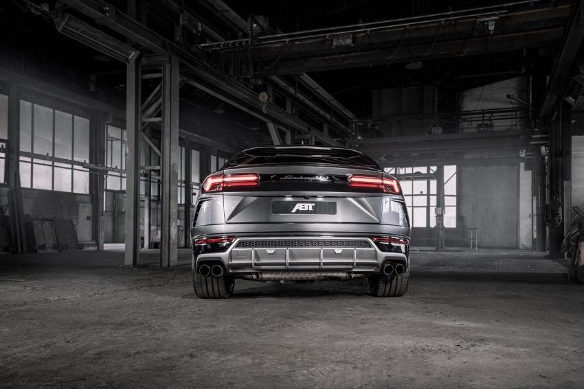 Lamborghini Urus tăng gấp đôi công suất so với huyền thoại Countach LP400S nhờ hãng độ ABT - 6