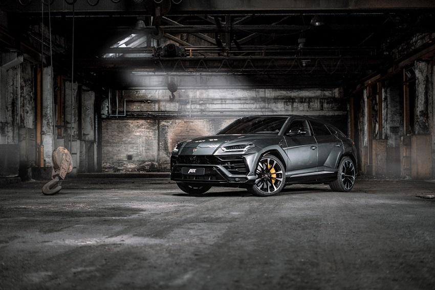 Lamborghini Urus tăng gấp đôi công suất so với huyền thoại Countach LP400S nhờ hãng độ ABT - 8